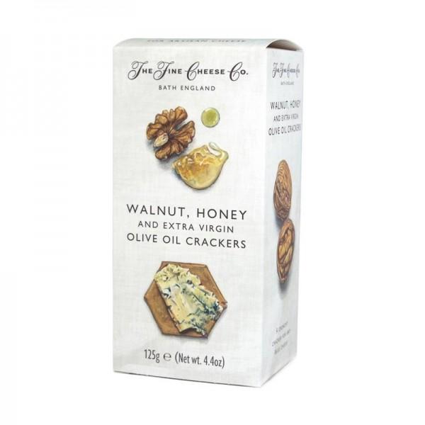 Crackers nueces con miel...