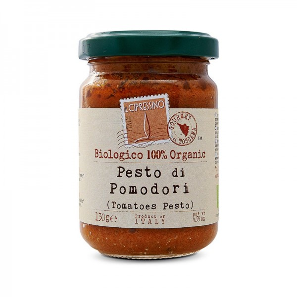 Pesto de tomates secos Bio...