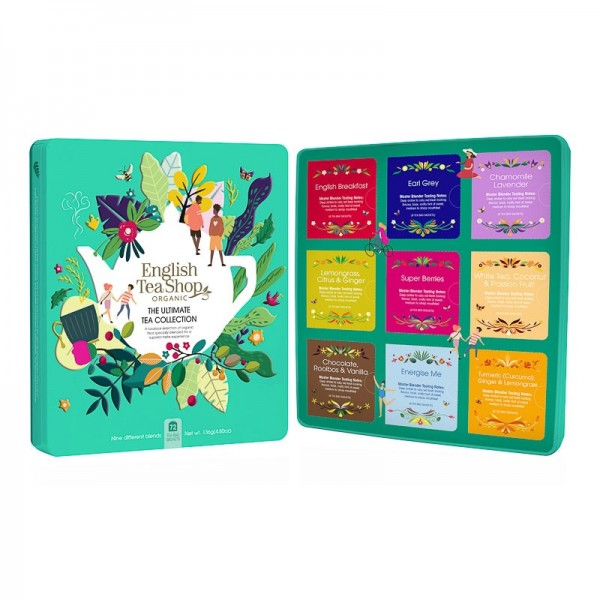 Lata The Ultimate Tea Collection English Tea Shop